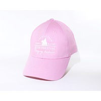 Youth Baseball Cap - Pink