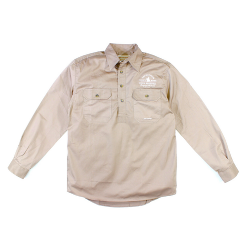 Mens Cameron Shirt - Brown