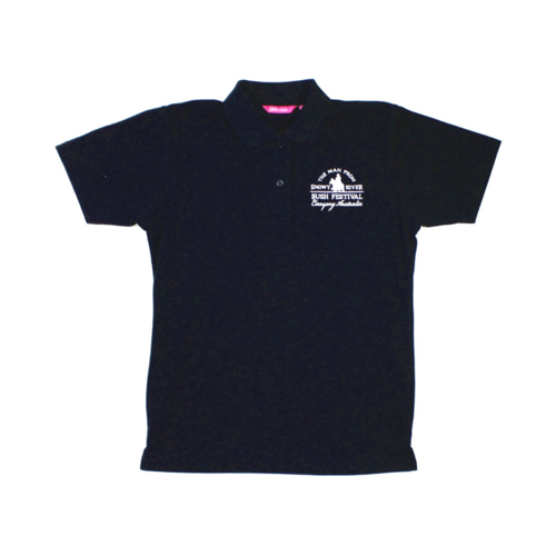Womens Polo - Black