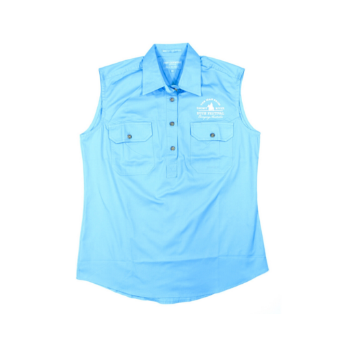 Womens Kerry Shirt - SKY