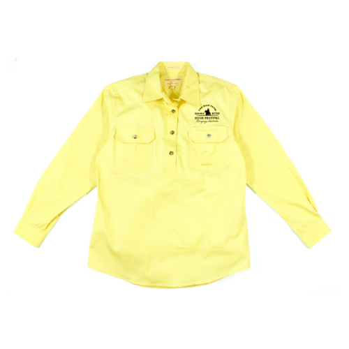 Womens Jahna Shirt - Butter