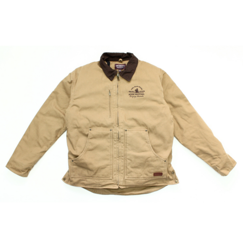 Junior Canvas Jacket - Khaki