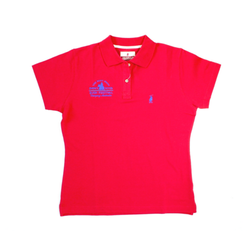 Womens Polo - Red