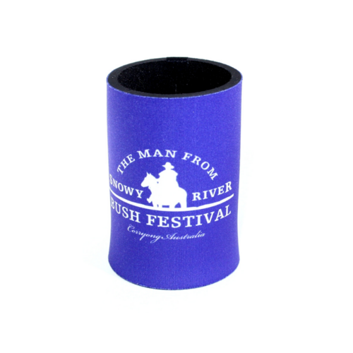 Stubby Holder - Royal Blue
